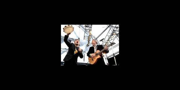 35.000 personnes au concert Belgavox - La Libre