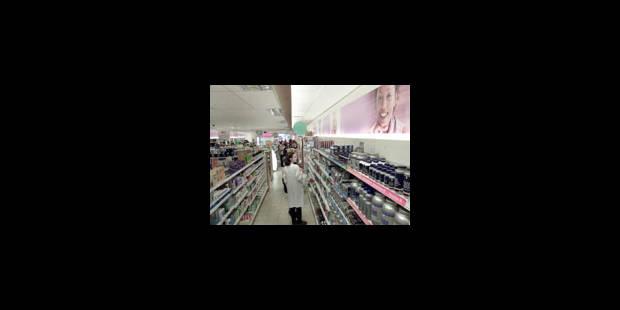 Les magasins Di en grève - La Libre