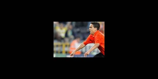 Le Shakhtar Donetsk remporte la Coupe UEFA! - La Libre