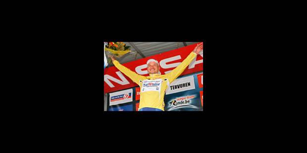 Tour de Belgique - 1re étape: victoire de Serguei Ivanov - La Libre