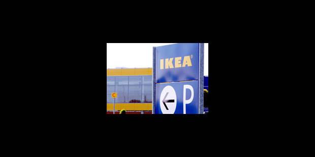 Ikea : préavis de grève nationale - La Libre