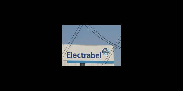 Taxes: Electrabel persiste - La Libre