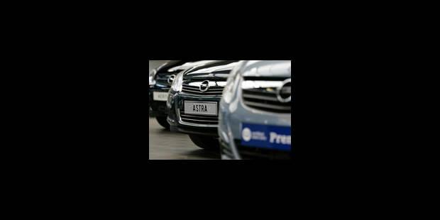 Opel: Magna a un accord de principe avec GM - La Libre