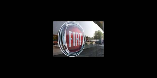 "Fiat promet qu'il ne lâchera ""jamais"" Chrysler"