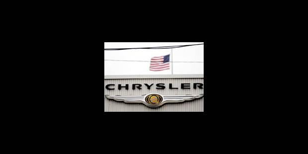 La justice américaine confirme la vente de Chrysler à Fiat