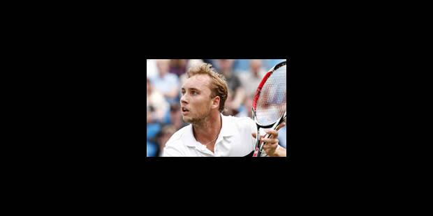 Steve Darcis sorti par Ferrero en quarts de finale - La Libre