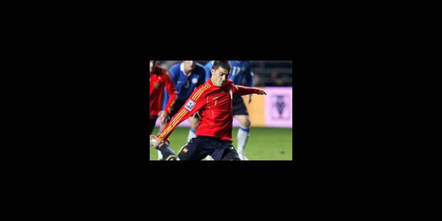 Après Kaka et Ronaldo, David Villa rejoint le Real - La Libre