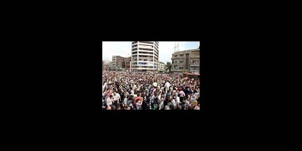 Iran: manifestation monstre pro-Moussavi - La Libre