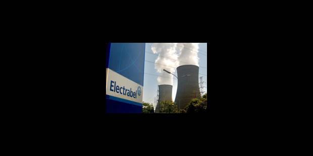 Electricité et gaz : factures en hausse - La Libre