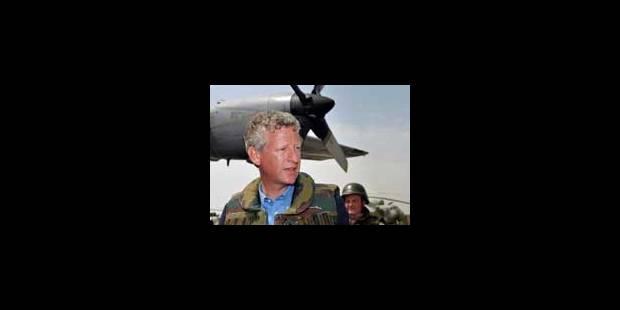 La Belgique et la RDC relancent leur coopération militaire - La Libre