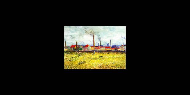 L'émotion du paysage selon Vincent Van Gogh - La Libre