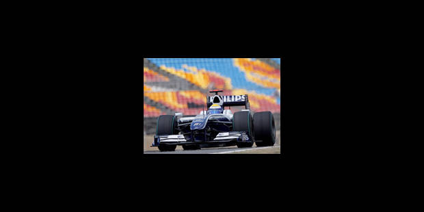 Essais libres 3: Rosberg (Williams) meilleur temps - La Libre