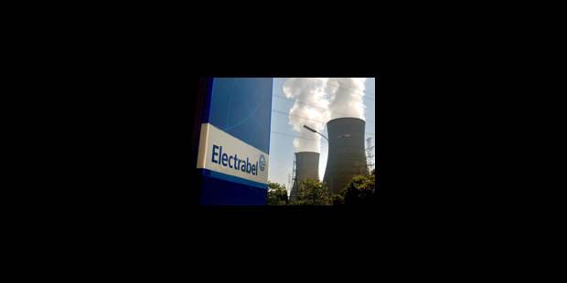 Un acheteur unique de l'électricité nucléaire - La Libre