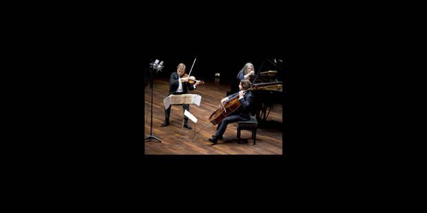 Martha Argerich et sa famille élargie - La Libre