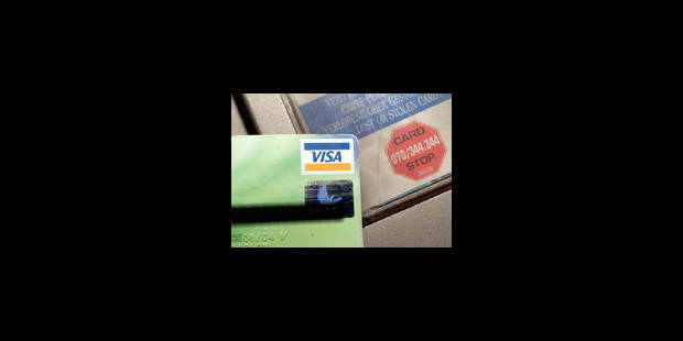 Card Stop bloque un nombre record de cartes de banque - La Libre