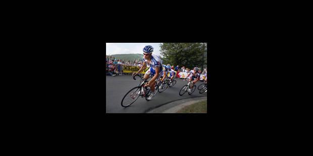 Tom Boonen champion de Belgique sur route - La Libre