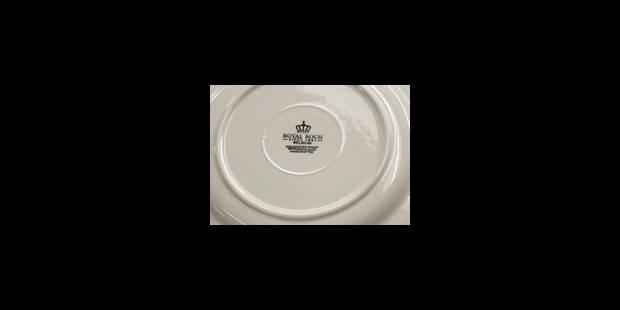 La faïencerie Royal Boch est sauvée - La Libre