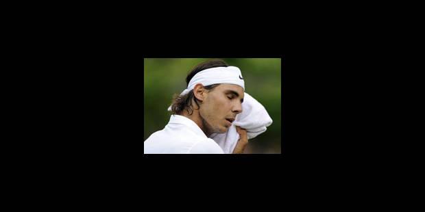 Coupe Davis - Rafael Nadal absent contre l'Allemagne - La Libre