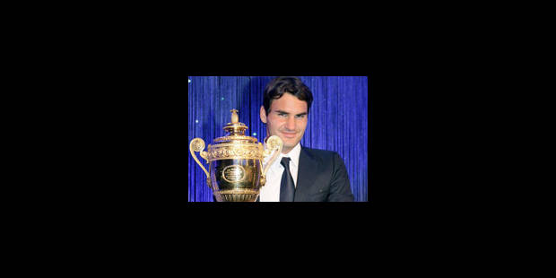 Roger Federer reprend son sceptre de N.1 mondial - La Libre