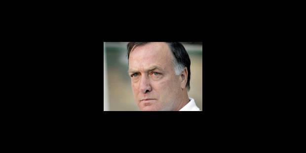 Dick Advocaat se jette à l'eau - La Libre