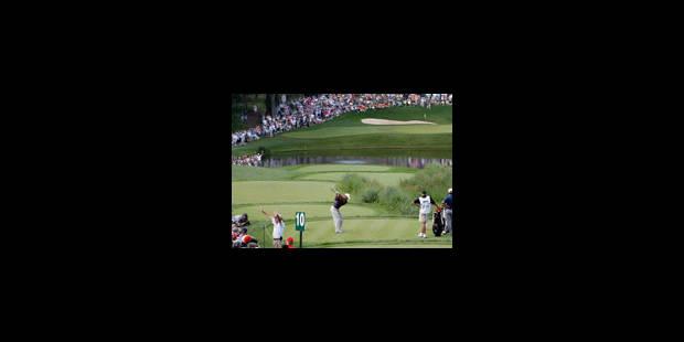 Tiger Woods - Roger Federer, même combat - La Libre