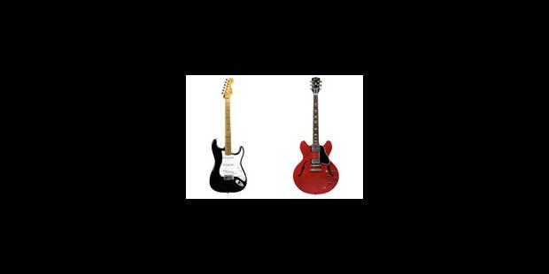 Fender/Gibson. Cordes sensibles - La Libre