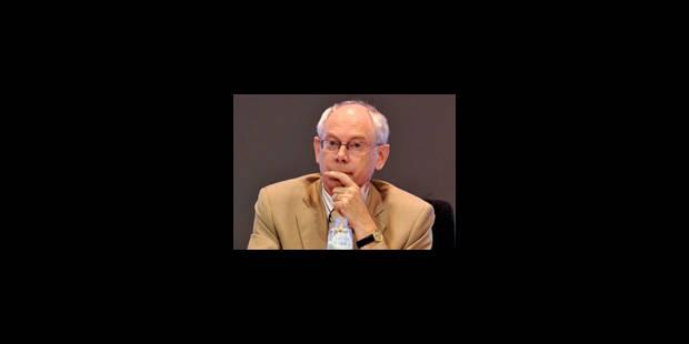 Van Rompuy : mini ou maxi remaniement - La Libre