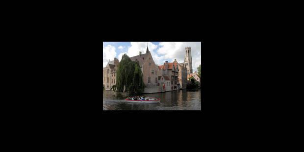 Bruges, la plus belle