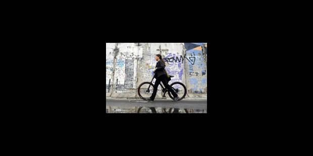 A Berlin, sur le Mur fantôme - La Libre