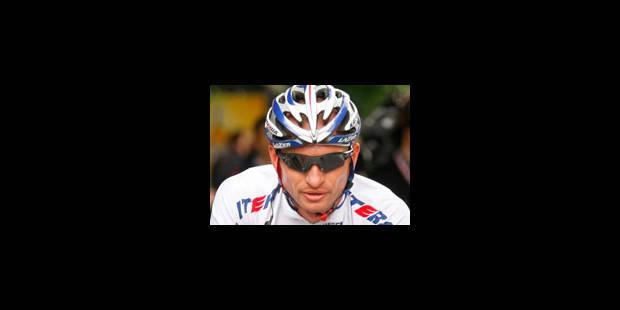 Tour de France: Succès du Russe Ivanov en solitaire