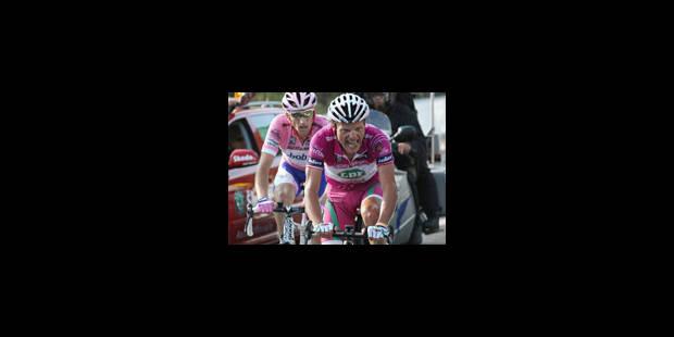 Di Luca deux fois contrôlé positif au Giro - La Libre