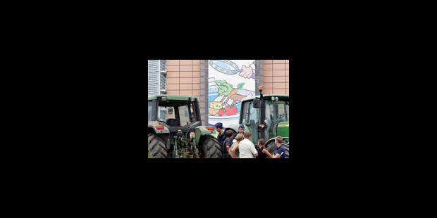 Le malaise des agriculteurs - La Libre
