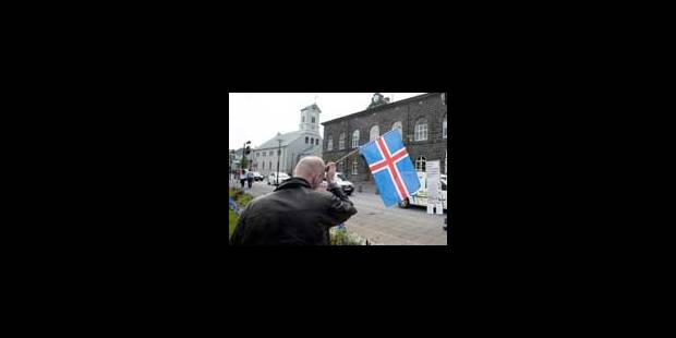 Le Parlement ouvre la voie de l'Islande à l'Europe - La Libre