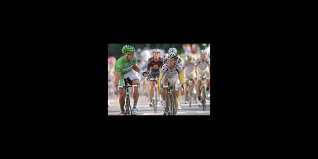 Tour de France: l'altitude suisse - La Libre