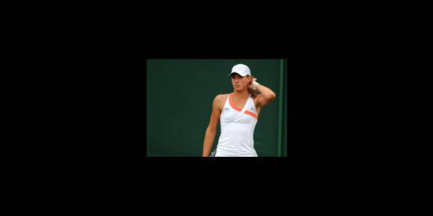 Classement WTA - Wickmayer 55e, Flipkens 87e - La Libre