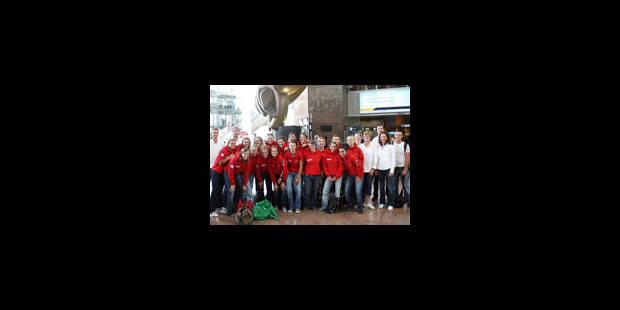 Nations Trophy - Belgique: une victoire pour commencer - La Libre