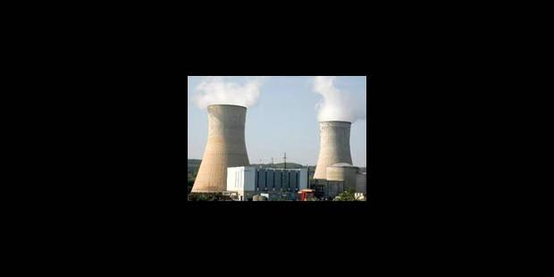 Nucléaire : prolonger après audit - La Libre