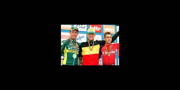 Mountainbike - Roel Paulissen conserve son titre de champion de Belgique - La Libre