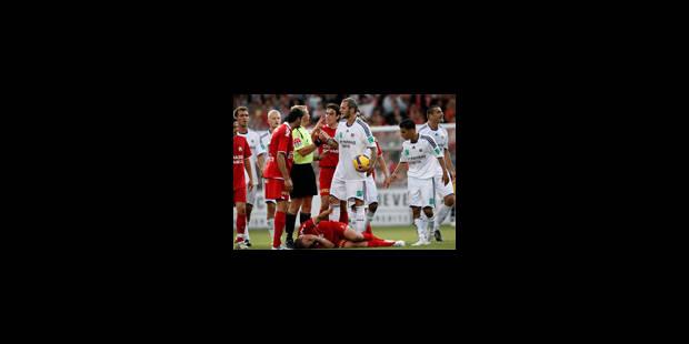 Anderlecht sans trembler...