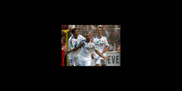 Anderlecht en forme - La Libre