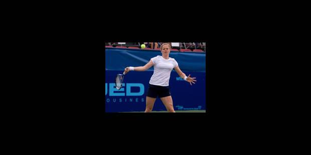 Kim Clijsters de retour sur le circuit WTA