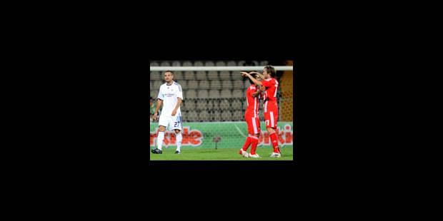 Anderlecht se qualifie... péniblement