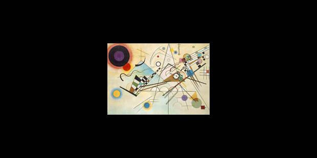Kandinsky grandeur nature - La Libre