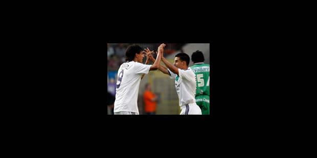 Anderlecht seul en tête du championnat - La Libre