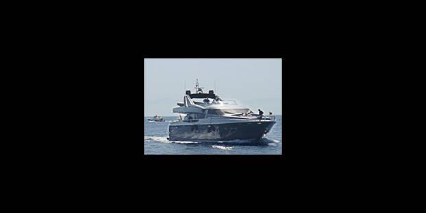 Un yacht royal qui fait jaser - La Libre