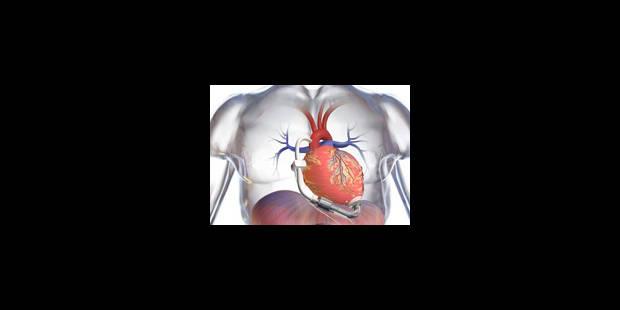 Implantation de la plus petite pompe cardiaque au monde - La Libre