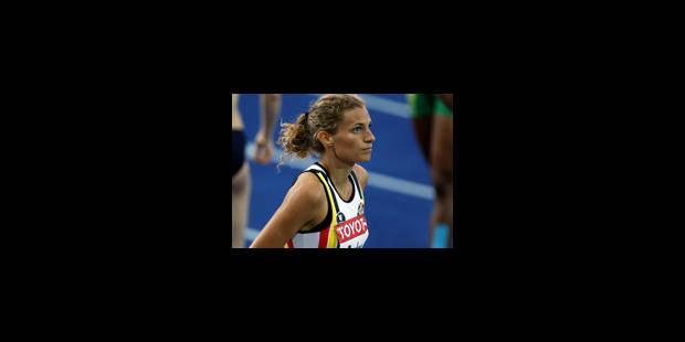 Berlin: Olivia Borlée en demi-finales du 200m - La Libre