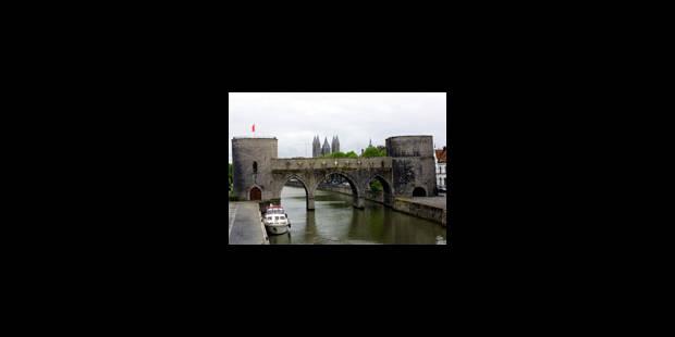Sous le charme de Tournai