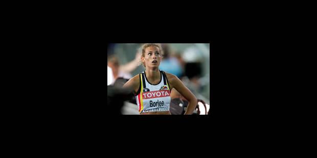 Olivia Borlée éliminée en demi-finales du 200m - La Libre