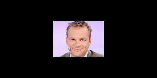 Sébastien Nollevaux à la tête du 13h de la RTBF - La Libre